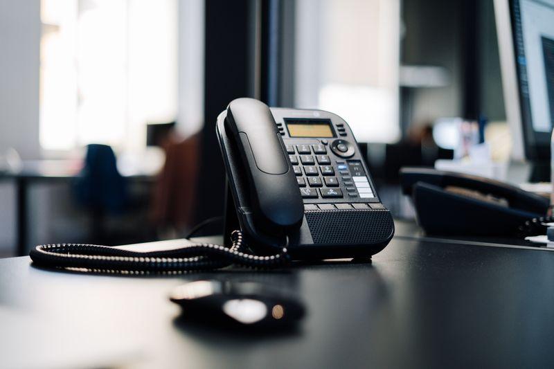 職場上的電話禮儀