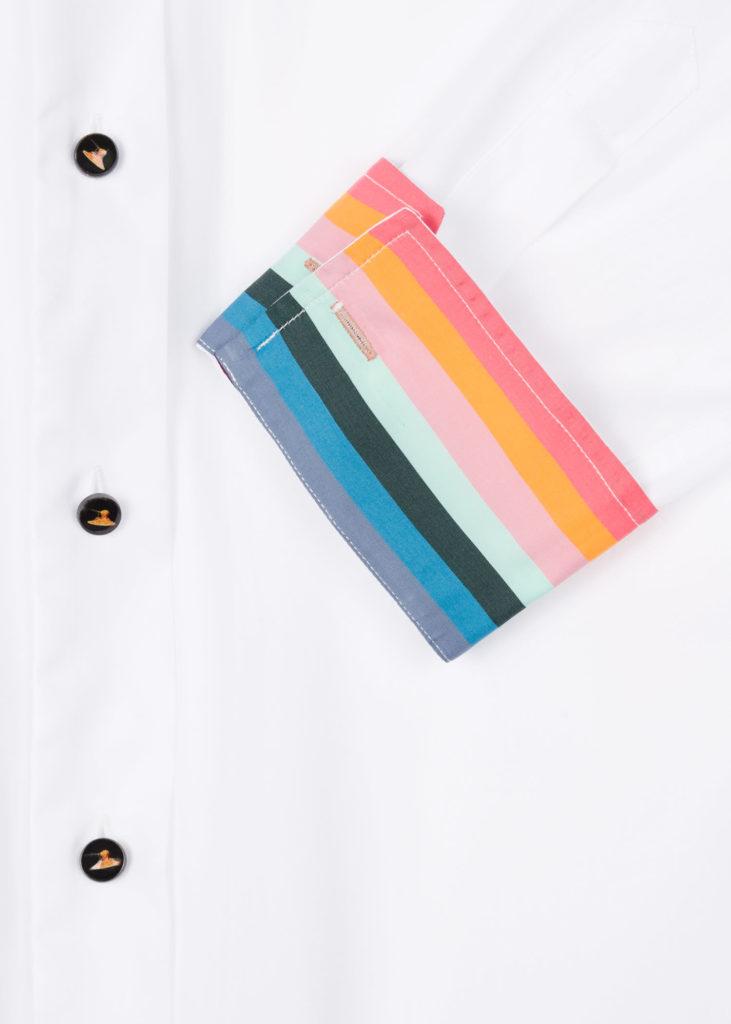 Paul Smith襯衫(特色袖口)