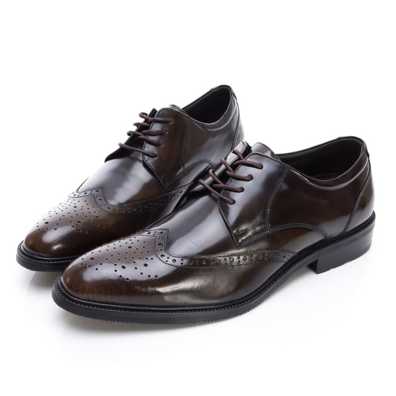Q Lite 經典紳士德比鞋