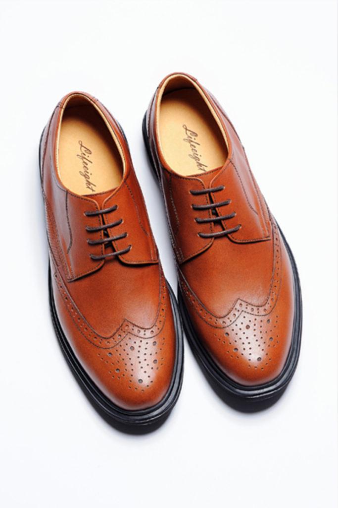 機能大底 德比紳士皮鞋